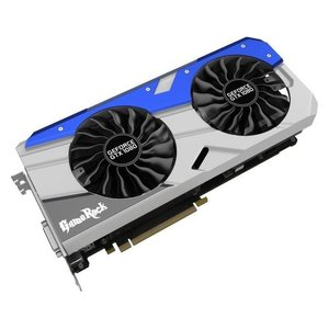 Palit GeForce GTX 1080 GameRock + G-Panel, 8GB GDDR5X (NEB1080T15P2GP)
