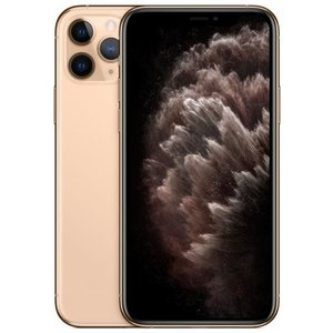 Apple iPhone 11 Pro Smartphone 14,73cm (5,8 Zoll) Super Retina XDR-Display, 256GB interner Speicher, 6GB RAM, Dual-SIM, iOS, Gold