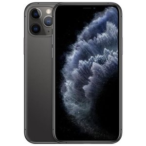 Apple iPhone 11 Pro Smartphone 14,73cm (5,8 Zoll) Super Retina XDR-Display, 256GB interner Speicher, 6GB RAM, Dual-SIM, iOS, Space Grey