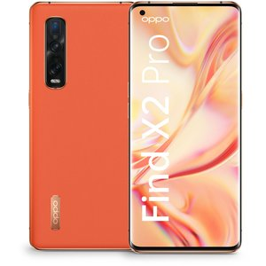 Oppo Find X2 Pro 5G Smartphone 17,02 cm (6,7 Zoll) OLED-Display, 512GB interner Speicher, 12GB RAM, ColorOS 7.1, Orange