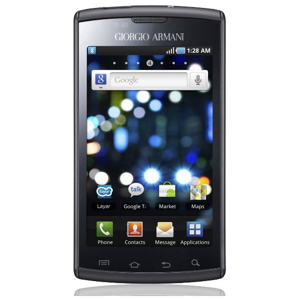 Samsung Galaxy S I9000 in the Test