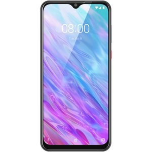 ZTE Blade 10 Smart Smartphone 16,46cm (6,48 Zoll) TFT-Display, 128GB interner Speicher, 4GB RAM, Dual-SIM, Android, Black