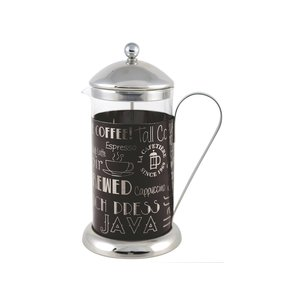 Creative Tops La Cafetiere Wake Up And Smell The Coffee Kaffeebereiter 8 Tassen,1.200 ml, Grau