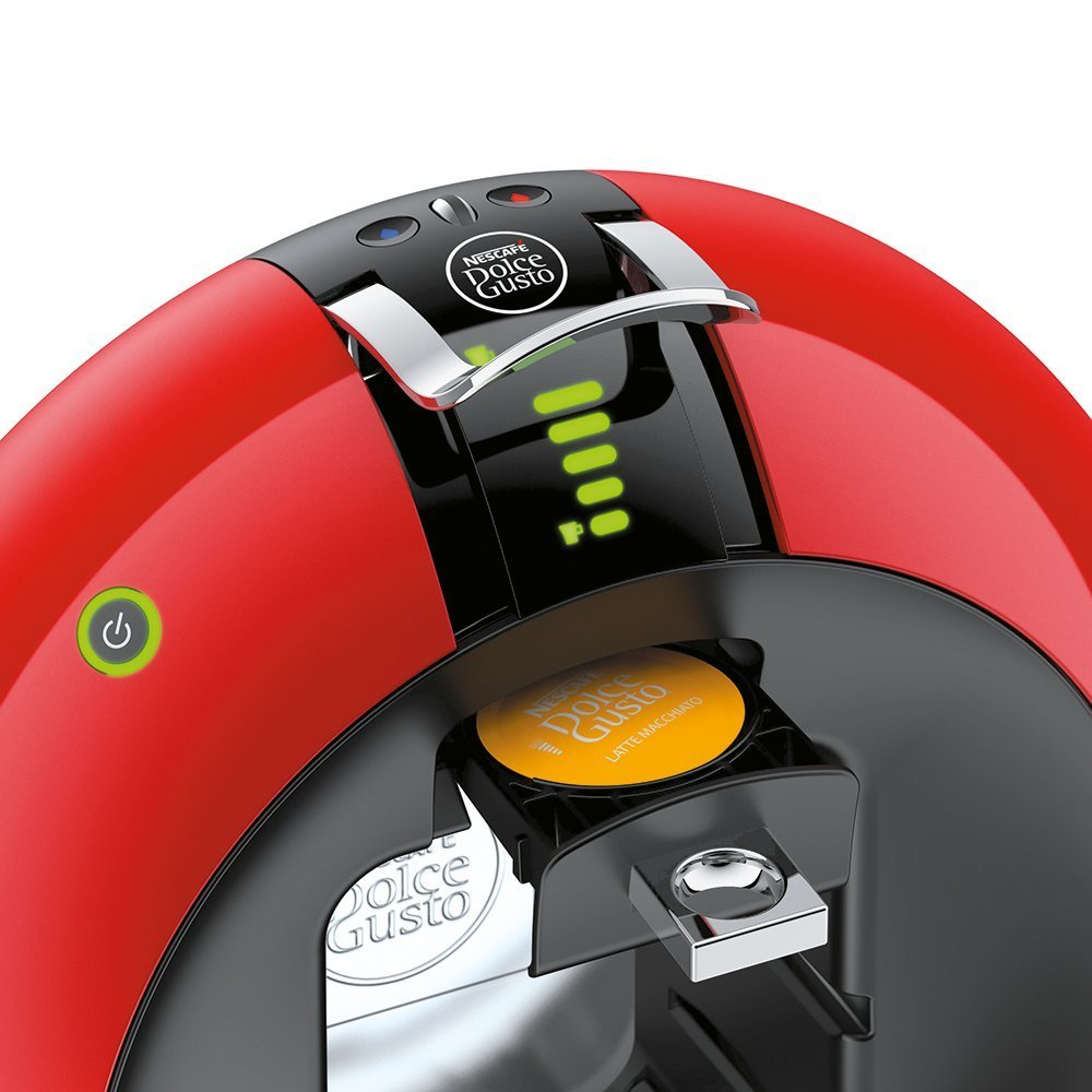 DeLonghi EDG 605.R Dolce Gusto Circolo Automatic: Tests