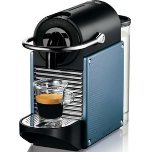 DeLonghi EN 125.A Pixie Electric Steelblue