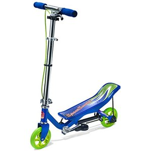 East Side Records - Junior Space Scooter, Outdoor und Sport, blau 83002