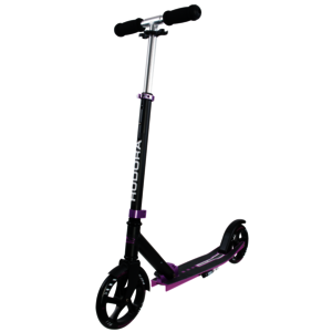 Hudora - City Scooter Big Wheel Bold 205, purple (1 Stück)