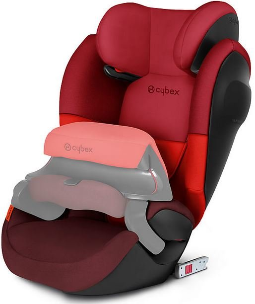 cybex pallas m fix sl rumba red kollektion 2017 tests infos. Black Bedroom Furniture Sets. Home Design Ideas