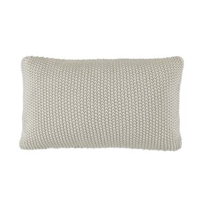 Marc O'Polo Home Nordic Knit Zierkissen Oatmeal, 30x60