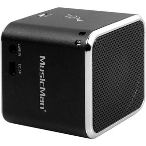 Technaxx Musicman Mini Soundstation BT-X2 schwarz (3807)
