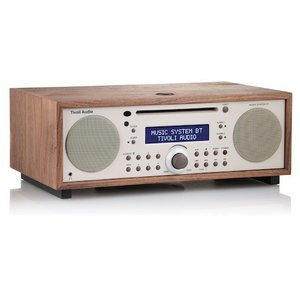 Tivoli Music System walnuss/beige