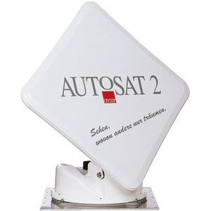 Crystop AutoSat 2F Control Twin Sat-Anlage