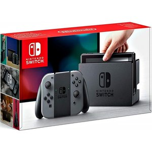 Nintendo Switch V1 Grau 32GB (altes Modell)
