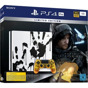 Sony PlayStation 4 Pro Death Stranding Limited Edition 1TB Bundle inkl. Death Stranding