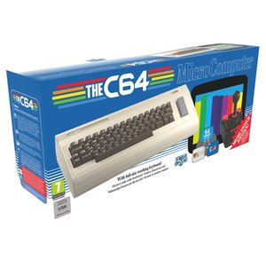 The C64 Maxi inkl. 64 Spiele (1035242)