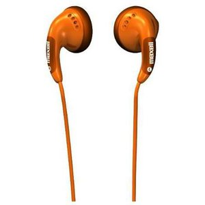 Maxell Color BUDS orange