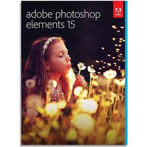 Adobe Photoshop Elements 15.0 (PC, Mac)