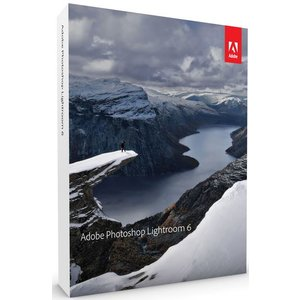 Adobe Photoshop Lightroom 6 (PC, Mac)