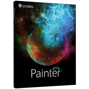 Corel Painter 2016 (PC, Mac)