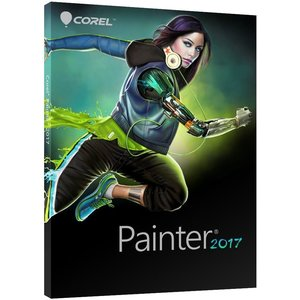 Corel Painter 2017 (PC, Mac)