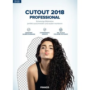 CutOut 2018 professional (PC, Mac)
