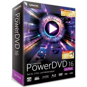 CyberLink PowerDVD 16 Ultra (PC)