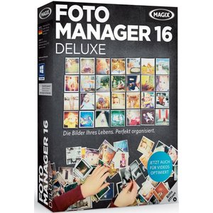 MAGIX Foto Manager 16 deluxe (PC)