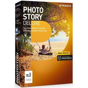 Magix Photostory Deluxe 2017 (PC)