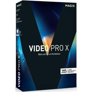 Magix Video Pro X - Limited Edition (PC)