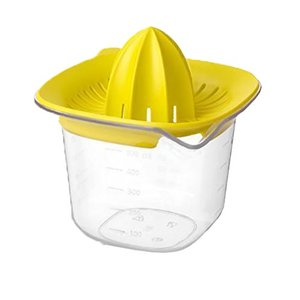 Brabantia Saftpresse mit Messbecher Tasty Colours Yellow