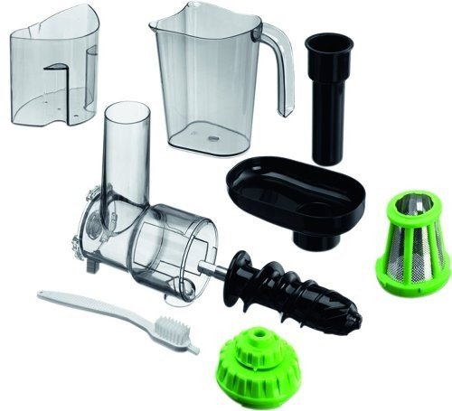 Slow Juicer Test Stiftung Warentest : Petra FG 20.07 Slow Juicer: 2 Tests & Infos 2018 Testsieger.de