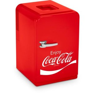 Ezetil Coca Cola Mini Fridge F 15 Mini-Kühlschrank