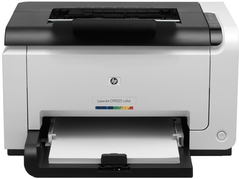 HP Color LaserJet Pro CP1025, Farblaser (CE913A): 2 Tests & Infos ...