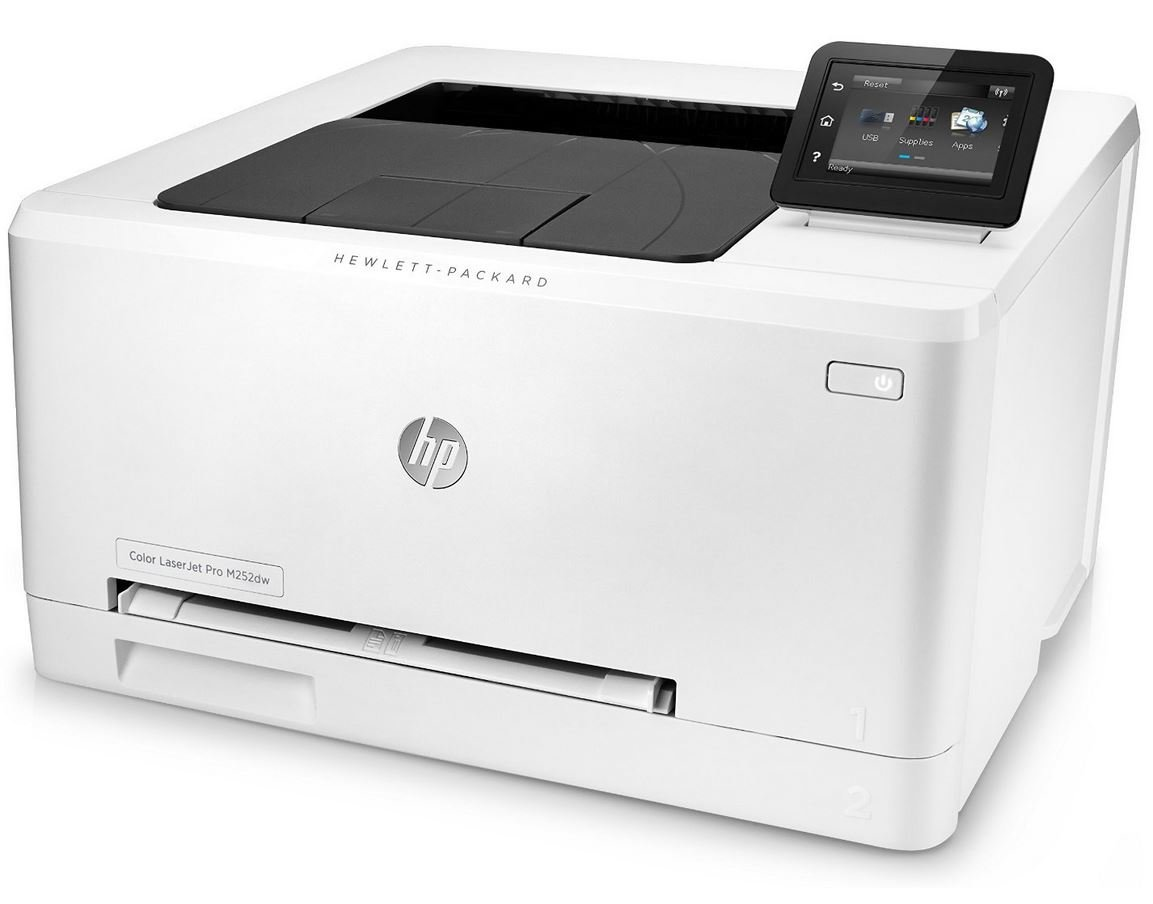 HP Color Laserjet Pro M 252 dw: 5 Tests & Infos 2018 | Testsieger.de