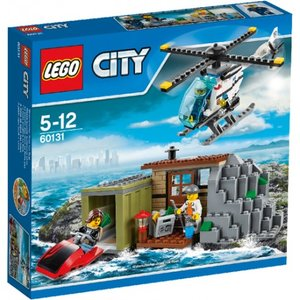 LEGO City - Gaunerinsel 60131