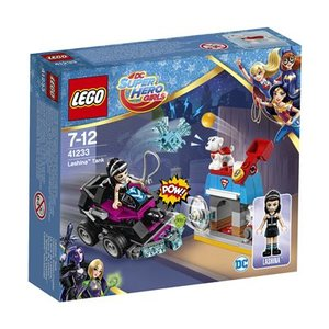 LEGO DC Super Hero Girls - Lashinas Action-Cruiser 41233