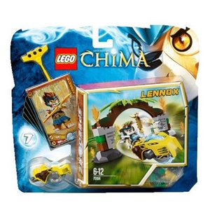LEGO Legends of Chima - Dschungeltore 70104