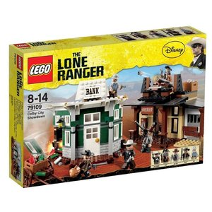 LEGO Lone Ranger - Duell in Colby City 79109