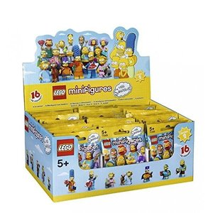 LEGO Minifigures - Serie Simpsons II, 60er Display 71009