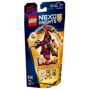 LEGO Nexo Knights - ULTIMATIVER Monster-Meister 70334