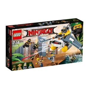 LEGO Ninjago - The Movie - Mantarochen-Flieger 70609
