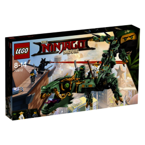 LEGO Ninjago - The Movie - Mech-Drache des Grünen Ninja 70612