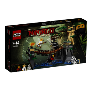LEGO Ninjago - The Movie - Meister Wus Wasser-Fall 70608