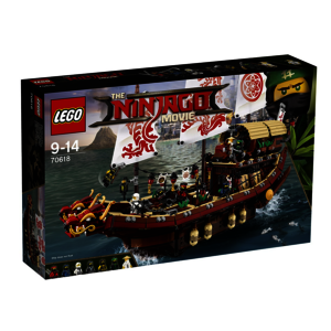 LEGO Ninjago - The Movie - Ninja-Flugsegler 70618
