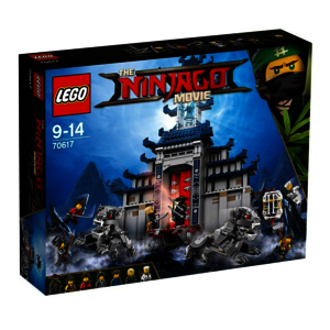 LEGO Ninjago - The Movie - Ultimativ ultimatives Tempel-Versteck 70617