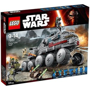 LEGO Star Wars - Clone Turbo Tank 75151