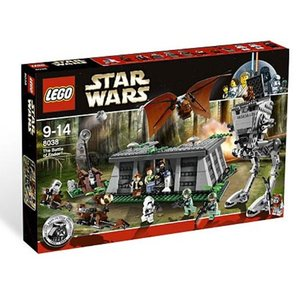 LEGO Star Wars - The Battle of Endor 8038