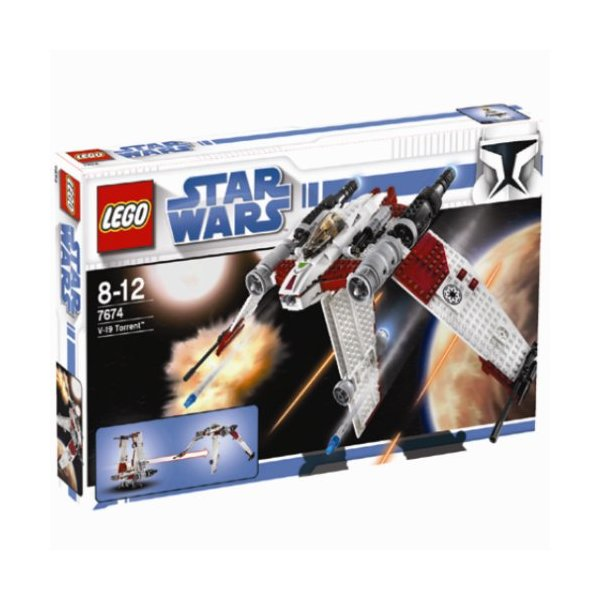 LEGO Star Wars - V-19 Torrent 7674