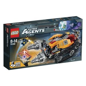 LEGO Ultra Agents - Drillex Diamanten Diebstahl 70168