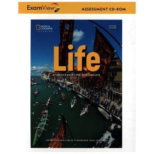 Life - Second Edition - B1: Pre-Intermediate - ExamView CD-ROM (PC)